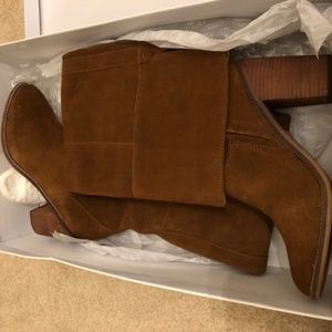 Size 9 Steve Madden Womens PALISADE Suede Boot